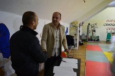 "TC Lipa cave, signed a sponsorship contract with Judo club ""Crnogorac"""
