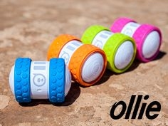 Ollie Next Generation App-controlled Robot that is full of fun and perfect for a holiday gift. #robot #YankoDesign