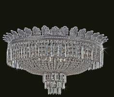 #Litice #TimelessHeritageCatalogue #Chandelier #LightingDesign #TraditionalTrimmings #Silver