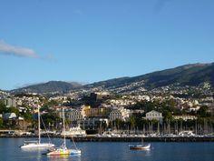 Nave, Funchal Madeira→Porto Santo, Portugal (Luglio)