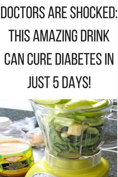 Diabetes is a genuine wellbeing condition that influences the body's capacity to deliver or utilize insulin. There are two sorts of diabetes: Specialists Are Shocked : This Amazing Drink Can …