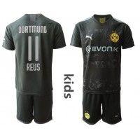 Borussia Dortmund Marco Reus #11 Replica Away Baby Kit 2019-20(+ Short pants) Short Sleeve