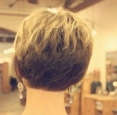Image result for Stacked Bob Hairstyles Back View