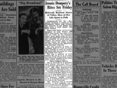 Obit Nancy Jane (Davis) Dempsey
