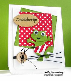 Kids Cards, Baby Cards, Diy Quiet Books, Craft Punches, Harry Potter Diy, Marianne Design, Animal Cards, Love Cards, Card Tags
