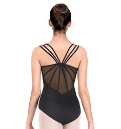 Adult Microfiber Strappy Back Camisole Leotard - Style Number: NC8810 $32.25 http://www.discountdance.com/dancewear/style_NC8810.html?pid=22280&Shop=Brand&SID=618601042 #discountdance #nataliecouture