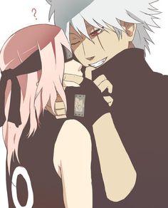 sakura haruno and kakashi. whats he planing to do with her?! NAruto Shippuden