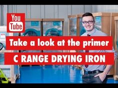 The primer professional drying iron used by the experts in a commercial laundry supplied and installed by MAG Equipment Ltd for full details take a look at the primer drying iron c range brochure at the website http://maglaundryequipment.co.uk/down...
