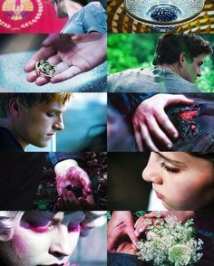 Just a few gorgeous shots from the Hunger Games movie. I especially like the fact that they used Queen Anne's Lace at Rue's death. The Hunger Games, Hunger Games Movies, Hunger Games Fandom, Hunger Games Catching Fire, Hunger Games Trilogy, Katniss Everdeen, Katniss And Peeta, The Fault In Our Stars, Mockingjay