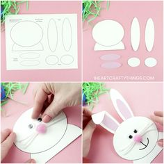 How to Make a Paper Plate Easter Egg Wreath -Easy Easter Cra.-How to Make a Paper Plate Easter Egg Wreath -Easy Easter Craft for Kids - Easy Art For Kids, Crafts For Teens To Make, Fun Arts And Crafts, Easy Crafts, Easter Art, Easter Projects, Easter Crafts For Kids, Children Crafts, Paper Easter Crafts