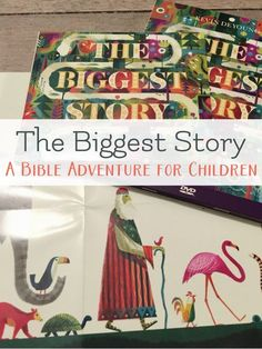 Author Kevin DeYoung has put together a wonderful re-telling of the Bible from��