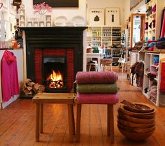 Ardmore Pottery And Craft Shop, County Waterford, Ireland
