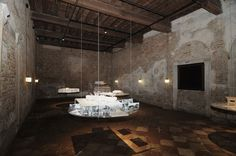 Built by O-office Architects in Venice, Italy EMGdotArt Foundation in Venice is located on the ground floor of Palazzo Zen, a historical building from 1537, situat...