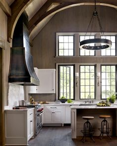 english style kitchen | jeffrey dungan architects