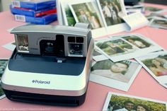 Polaroid Wedding Photography #photobooth Diy Wedding Photo Booth, Wedding Photos, Budget Wedding, Wedding Ideas, Polaroid Wedding, Outdoor Lounge, Large White, Tent, Wedding Photography
