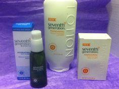 Seventh Generation Skin Care Hydrating Beauty Serum  Mandarin Lotion Bar Soap 3  #SeventhGeneration