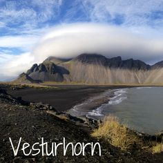 Vestrahorn Iceland , located on the Stokksnes peninsula, is one of the most photographed mountains in Iceland - Photos and practical info to plan your visit