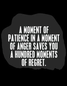 Take a moment....