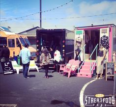 Fashion Truck Fridays! Top Shelf Boutique and Gypsy Mobile Boutique