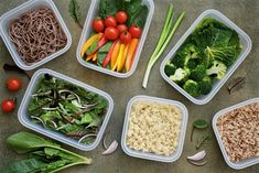 Ramadan MealPrep - Ramadan beginnt nächste Woche und das BASMA food Team hat einige Ideen gesammelt, was sich an Essen schon gut im Vorfeld vorbereiten lässt.