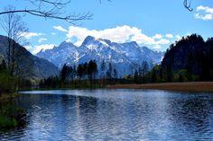 Almsee II Mountains, Landscape, Nature, Travel, Scenery, Naturaleza, Viajes, Destinations, Traveling