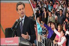 m.e-consulta.com | Abuchean a Nuño y le gritan Fuera y Vendido en acto oficial en el Edomex | Periódico Digital de Noticias de Puebla | México 2016