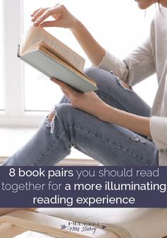 16 books that are better together: 8 terrific novels paired with 8 illuminating nonfiction picks to elevate your reading experience – Modern Mrs. Literature Books, Ya Books, I Love Books, Good Books, Books To Read, Reading Lists, Book Lists, Book Club Recommendations, Reading Challenge