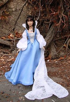 Večernice - an OOAK costume from movie Princ and Eveningstar for Tyler Wentworth