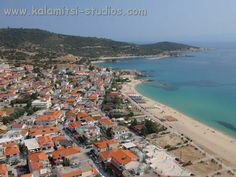 Sarti City Photo, Greece, Beautiful Places, Turkey, Memories, Beach, Water, Outdoor, Greece Country