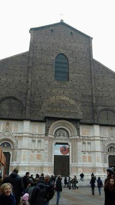 San Petronio, Piazza Maggiore, Bologna, IT