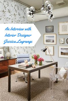 An Interview with Interior Designer Jessica Lagrange - Through this interview, we got to know more about the firm's renowned founder and principal, Jessica. Want to know how she works with her team and clients to create these vibrant spaces, the backstory on their recent website relaunch, and how she loves to spend her Sundays? We did too. #Blog #Interview #Designer #InteriorDesign