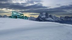 Scenery, Clouds, Italy, Snow, Mountains, Landscape, Nature, Travel, Outdoor