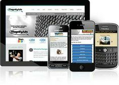 HTML5, CSS3, Meta Coded, Custom Responsive Website Design