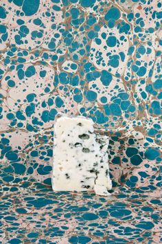 My two fave things - (via It's Nice That: Photography: Cheeses on marbled backgrounds? Yes please)
