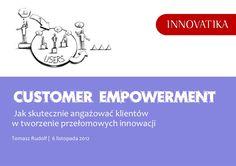 customer-empowerment by Innovatika via Slideshare