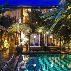 Tribal Hotel. El mejor hotel boutique en Granada, Nicaragua.