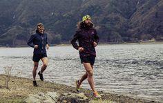 Fun run with the Buff team at Lake Seiko