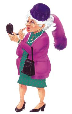 Miscositas-mary52: Cuando sea una viejecita...