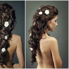Love love love this hair! Definitely for girls with LONG hair, or extensions ;)