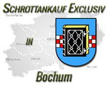 Schrottankauf Exclusiv in Bochum Schrottankauf Bochum