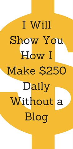 I never believe I can until I make $250 every day online.Check out my blog for more. make money from home | make money | make money online | make money blogging | make money fast | Make money online / Work from home / Earn money online / Passive income / Residual income | G.A Tutul $$ Make money online | Natalie Bacon | Finance Tips, Make Money, Personal Development, Blogging Tips | Make Money Tips and Strategy | Make Money Strategies 2017|Make Money Online|Make Money Online Fast | Make…