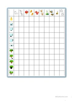 Battleship: there is/are, prepositions of place, and animals