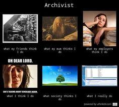 Vie d'archiviste : Photo