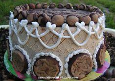 teller-cake: Gesztenyetorta főtt krémmel - egy újabb nagy kedvencünk
