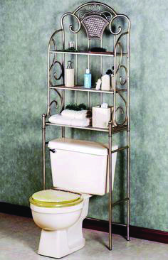 Find over the toilet storage dollar general to inspire you