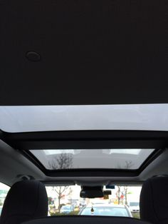 Sun Roof con tendina aperta_1