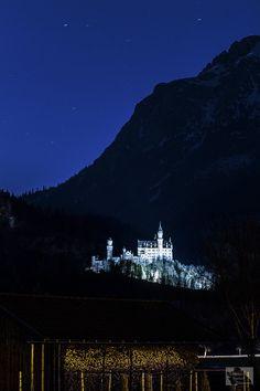 Castle Neuschwanenstein ~ Bavaria, Germany