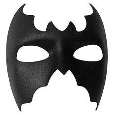 Adult Superhero Domino Zorro Masquerade  Burglar Halloween Eye Mask Accessory