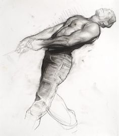 Steve Huston | Artwork : Drawings : Drawing for Draw