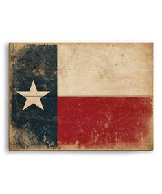 Another great find on #zulily! Lone Star Flag Wall Art #zulilyfinds